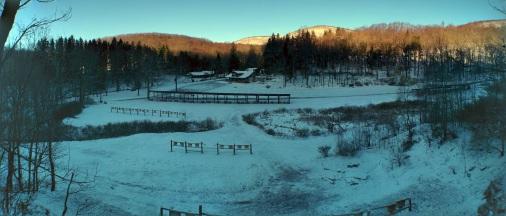 Winter Taylor Range